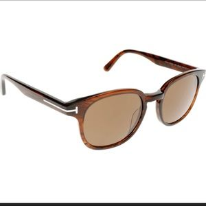 New Tom Ford Frank sunglasses